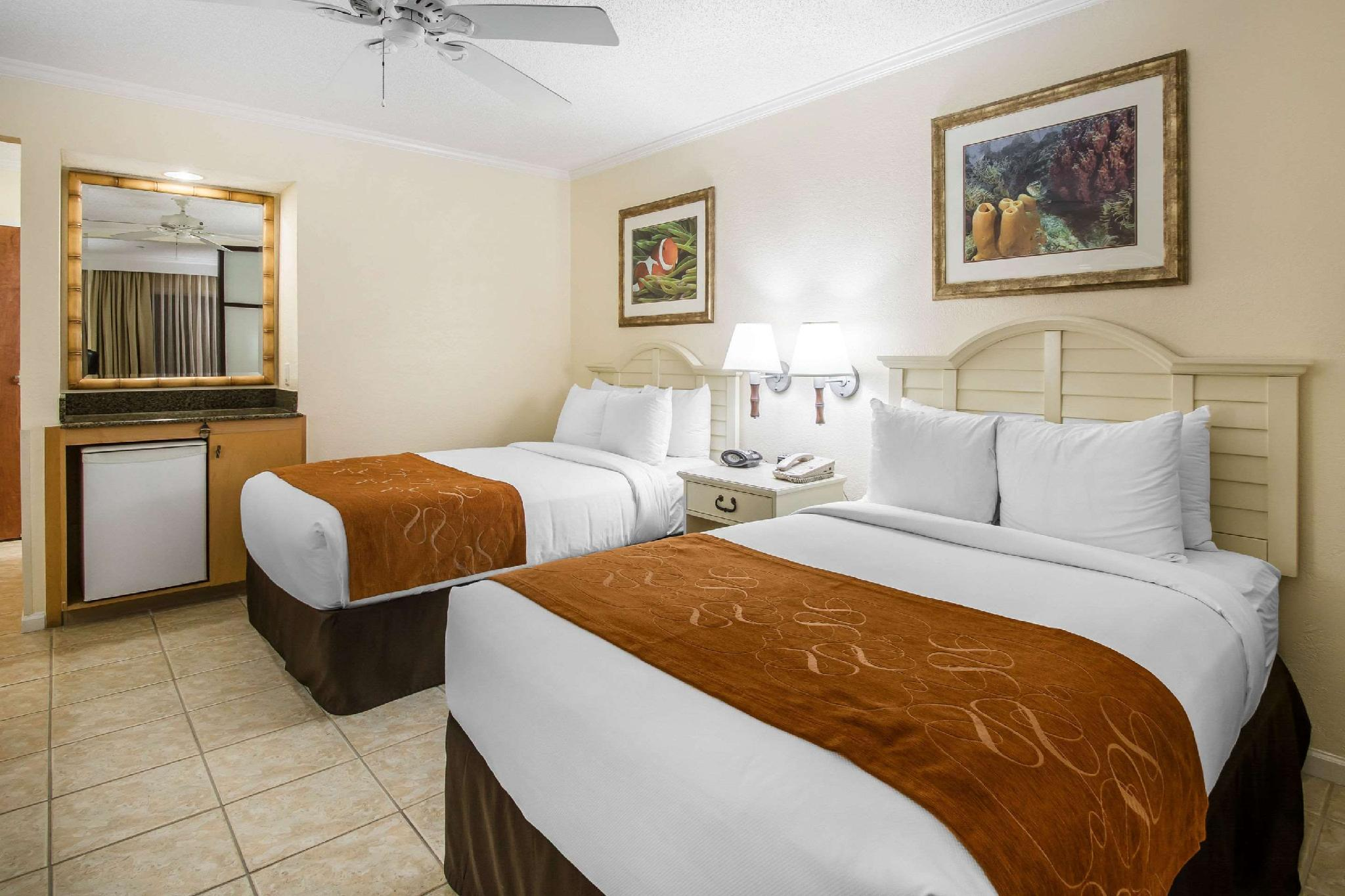 Superior Suite with 2 Double Beds - Non-Smoking (2 Double Beds Superior Suite Non-Smoking)