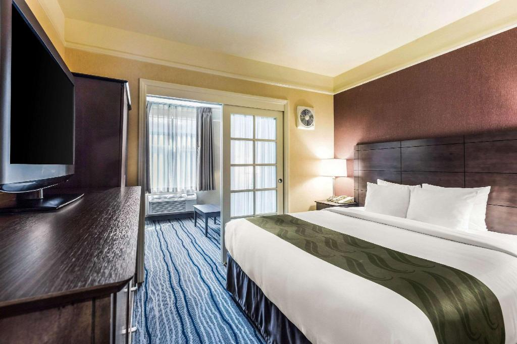 1 King Bed Suite Nonsmoking - Suite room
