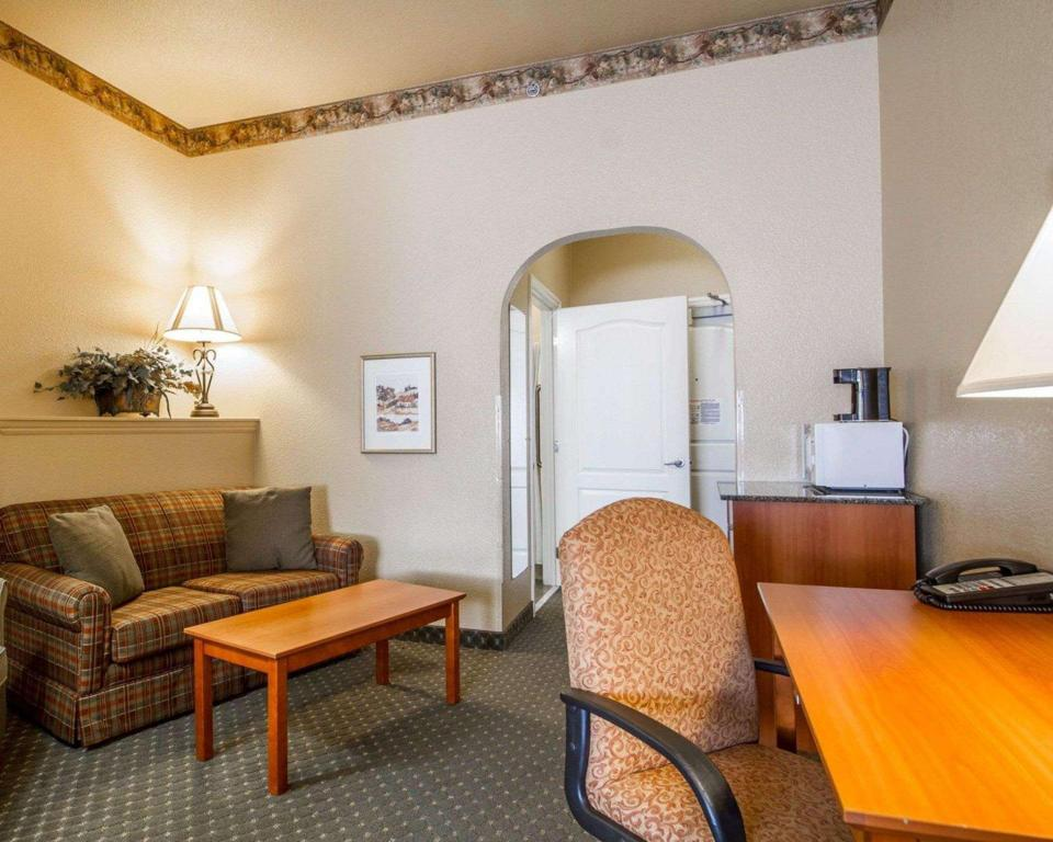 1 King Bed Suite Non-Smoking Accessible - Suite room