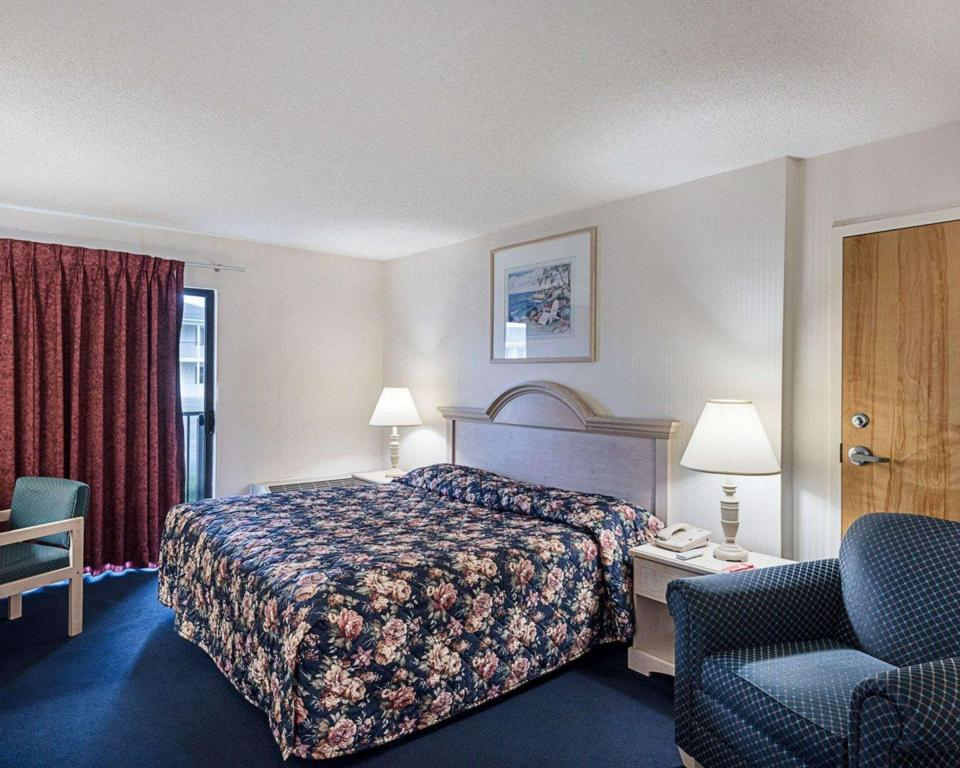 Econo Lodge Inn Suites Rehoboth Beach