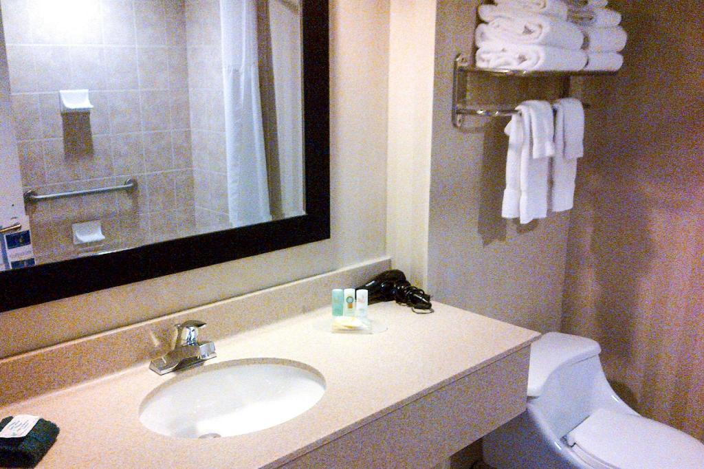 2 Queen Beds - No Smoking - Guestroom Quality Inn & Suites Downtown
