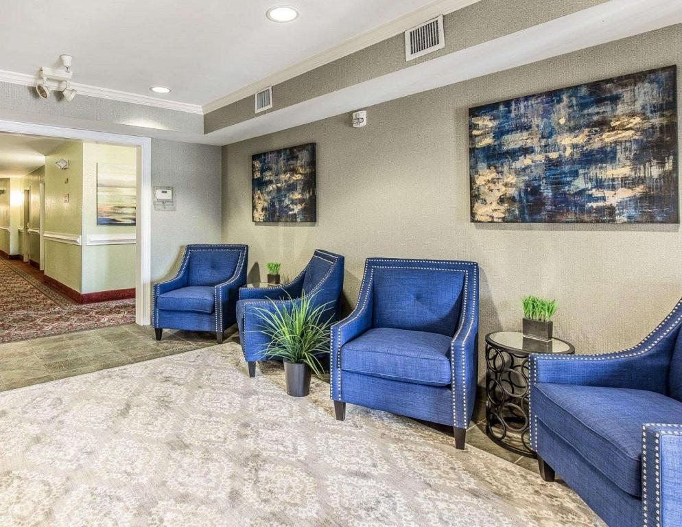 Lobby Suburban Extended Stay Hotel Fort Myers Cape Coral