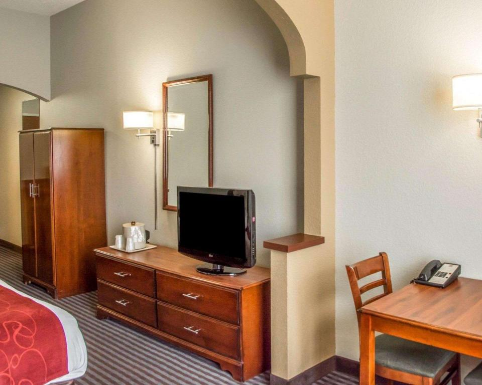 2 Double Beds Suite Non Smoking - Suite room