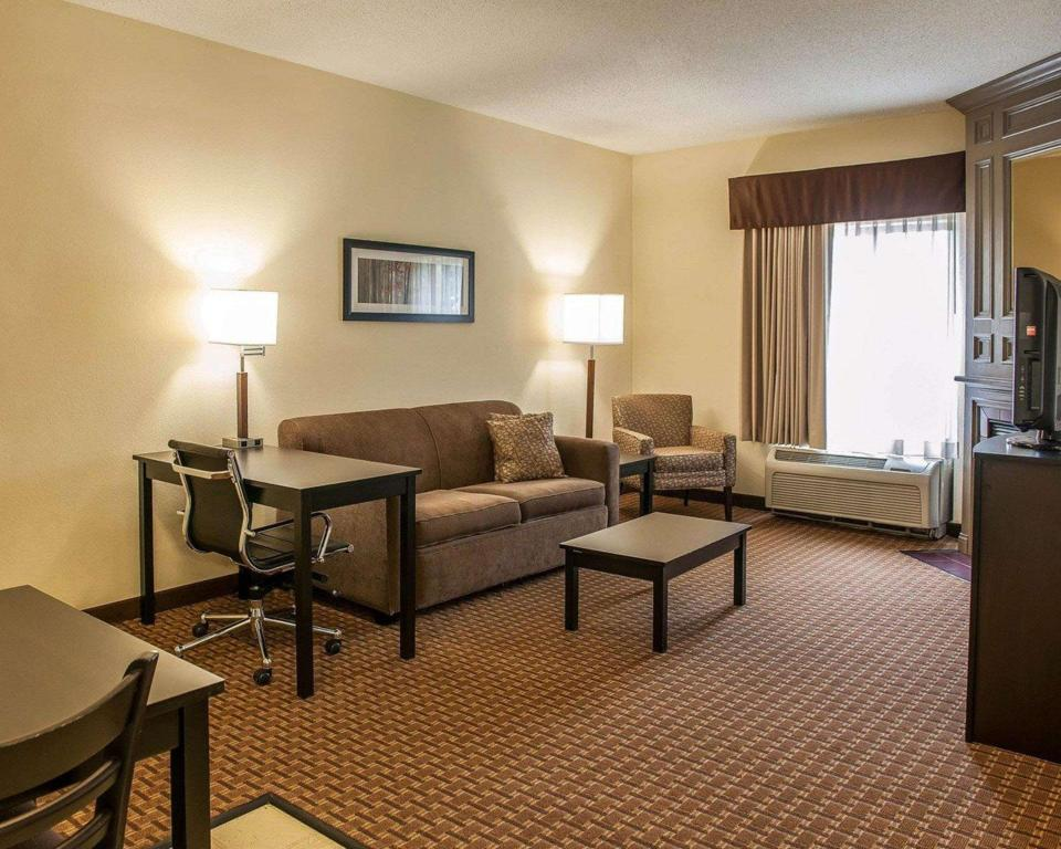 Standard with 1 King Bed - Suite room Comfort Inn & Suites