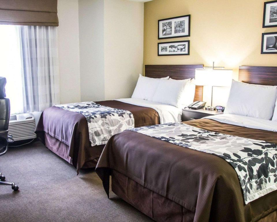 Junior Suite - Guestroom Sleep Inn Tinley Park I-80 near Amphitheatre-Convention Center