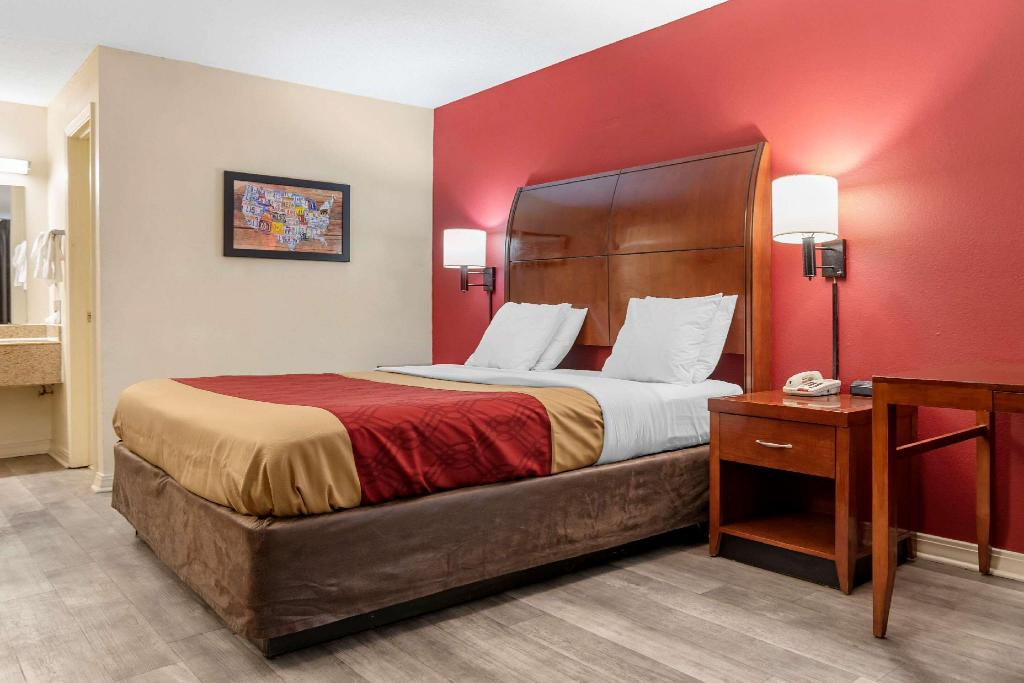 1 King Bed Non-Smoking Accessible - Guestroom