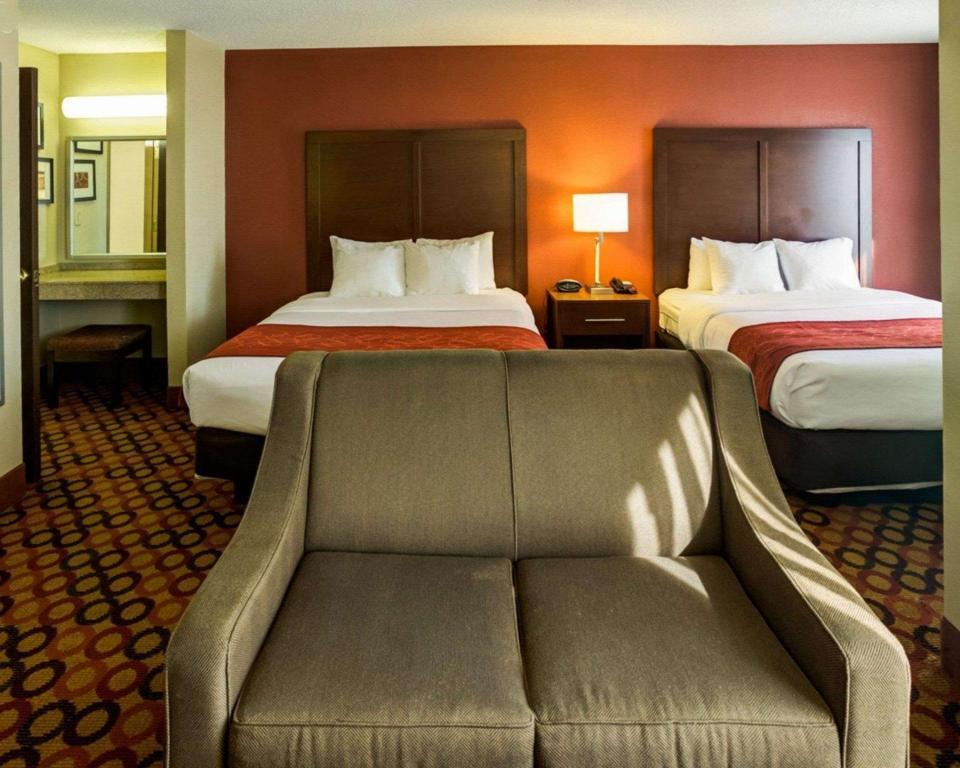 Comfort Suites Airport Charlotte Hotel Charlotte Nc Deals Photos Reviews