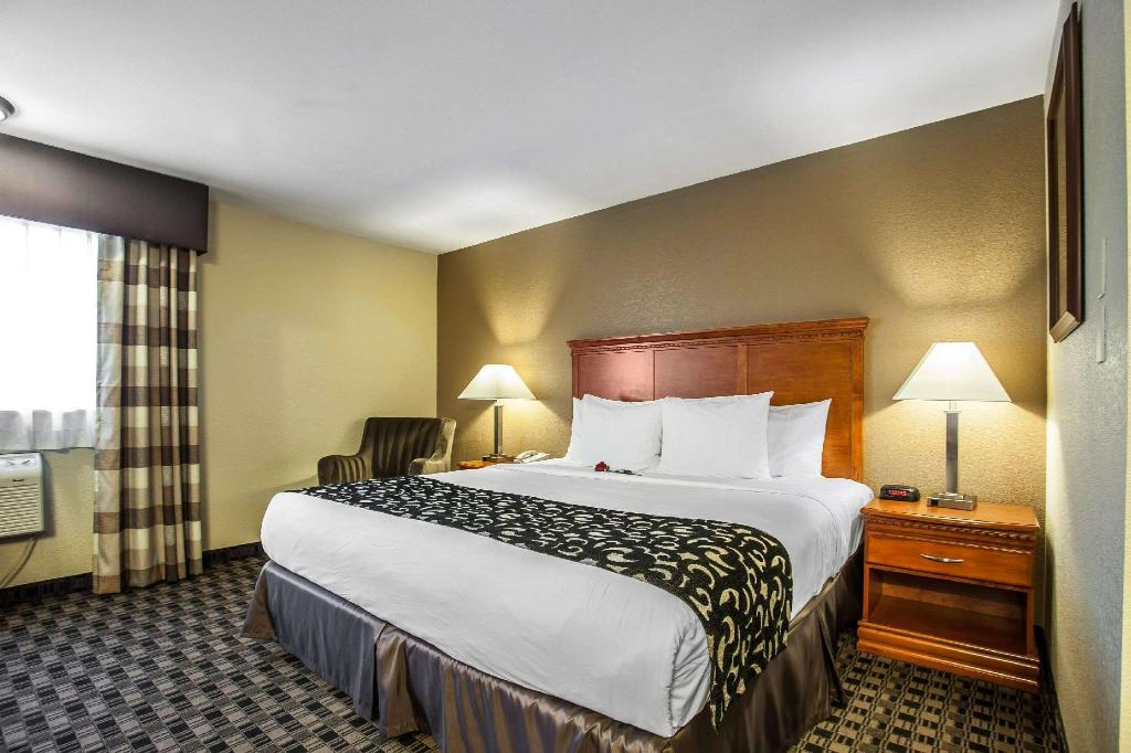 Standard with 1 King Bed - Guestroom Clarion Inn Renton-Seattle