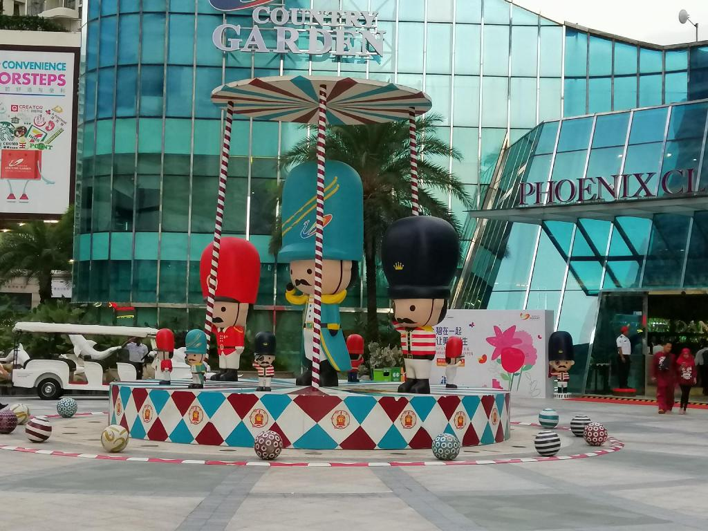 Country Garden Danga Bay-JCL