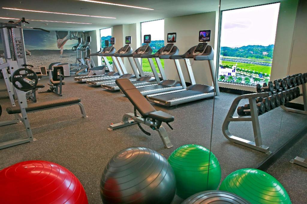 fitnesscenter Wyndham Panama Albrook Mall