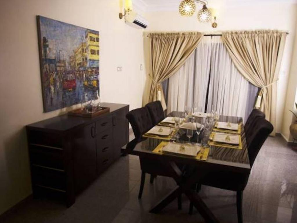 Gemini Place Apartments Ikoyi