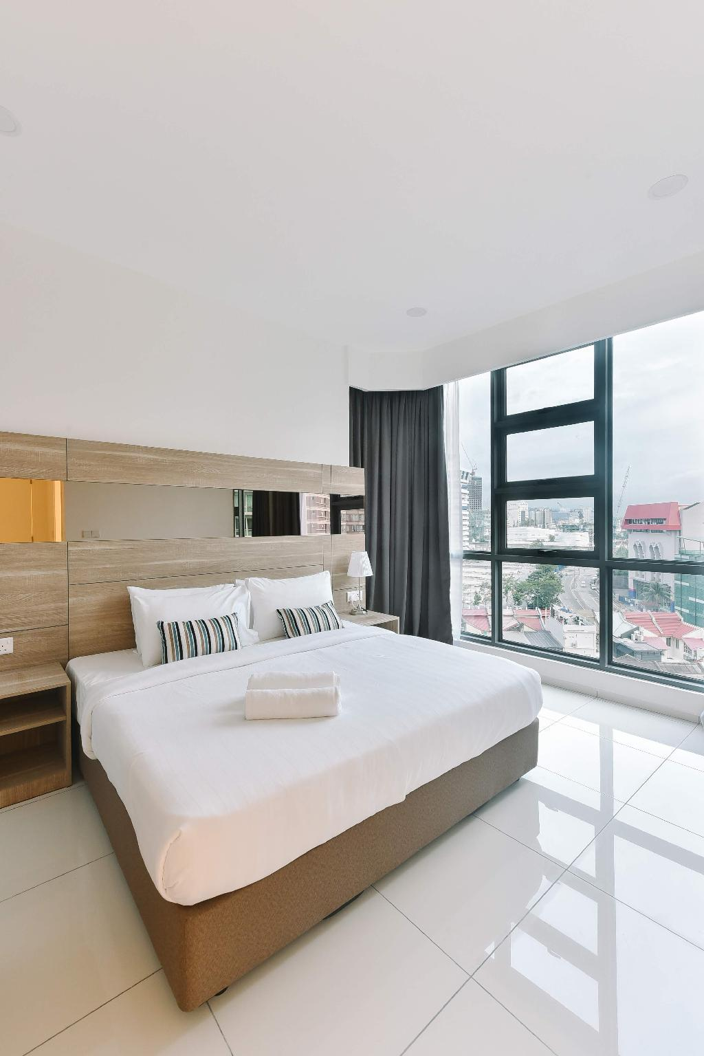 Best Price On Robertson Premier Suites By Subhome In Kuala