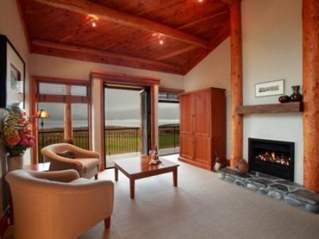 Deluxe Suite - Hotellet indefra Fiordland Lodge