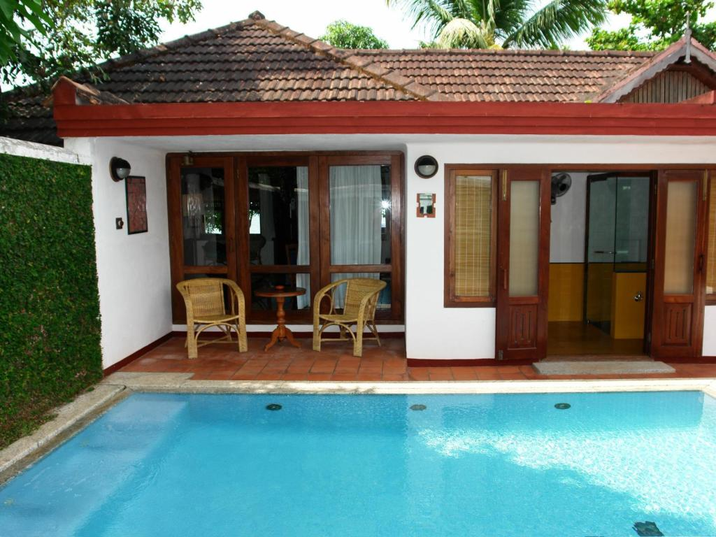 Pool Villa - Villa Coconut Lagoon - CGH Earth