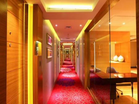 Interior view Fortune Landmark Indore Hotel