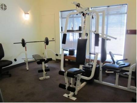 fitnesscenter Country Squire Motor Inn