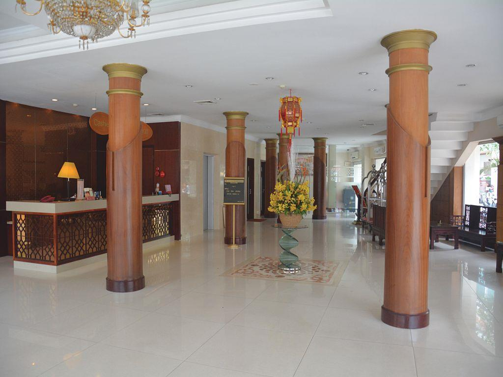 Lobby Dong Khanh Hotel