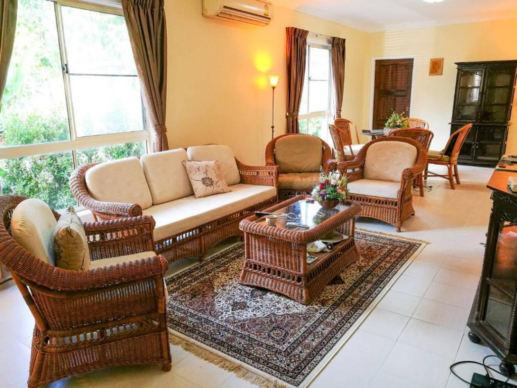 3 Bedroom Pool Villa - Guestroom Sitamun Boutique Villa