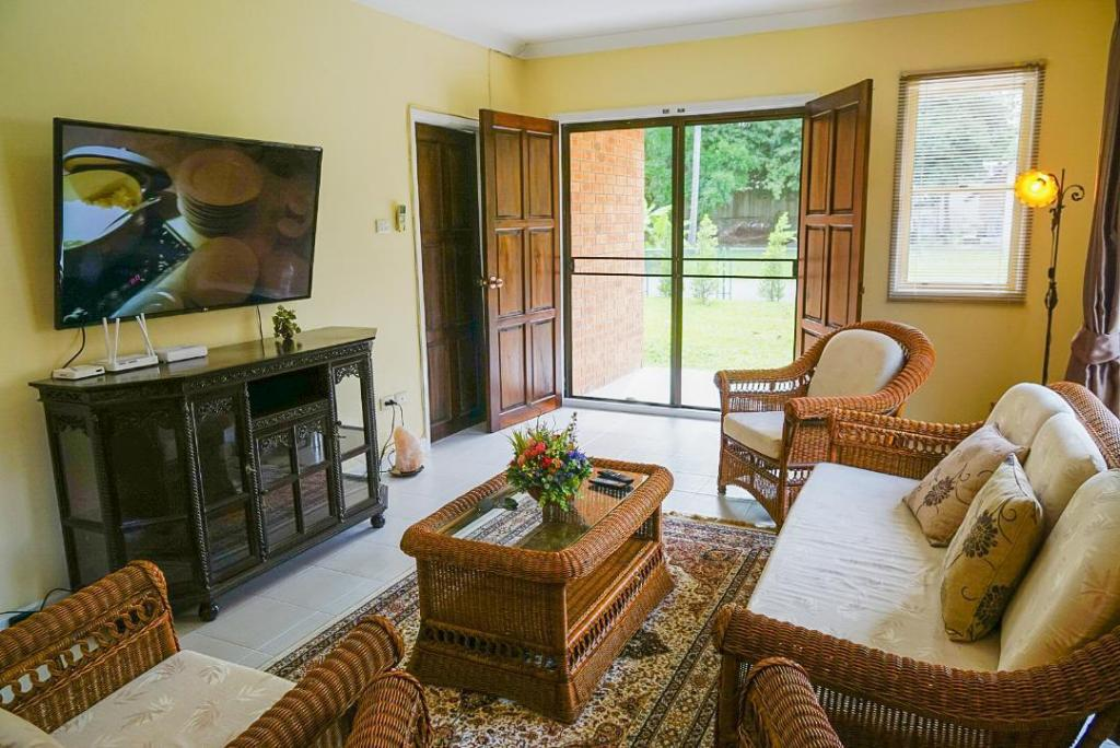 Interior view Sitamun Boutique Villa