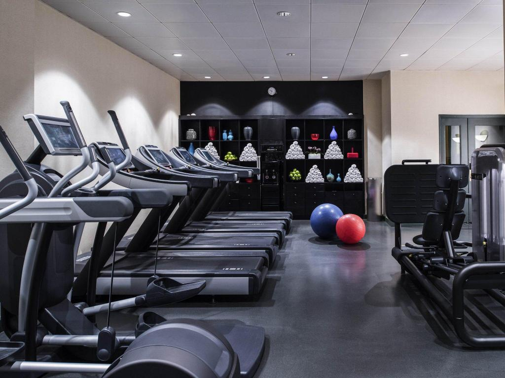 Fitness center Sofitel New York Hotel