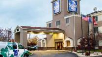 Sleep Inn and Suites Buffalo Airport Cheektowaga