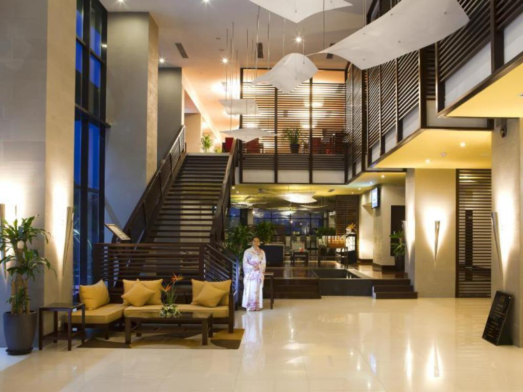Lobby Royal Lotus Hotel Halong – Managed by H&K Hospitality