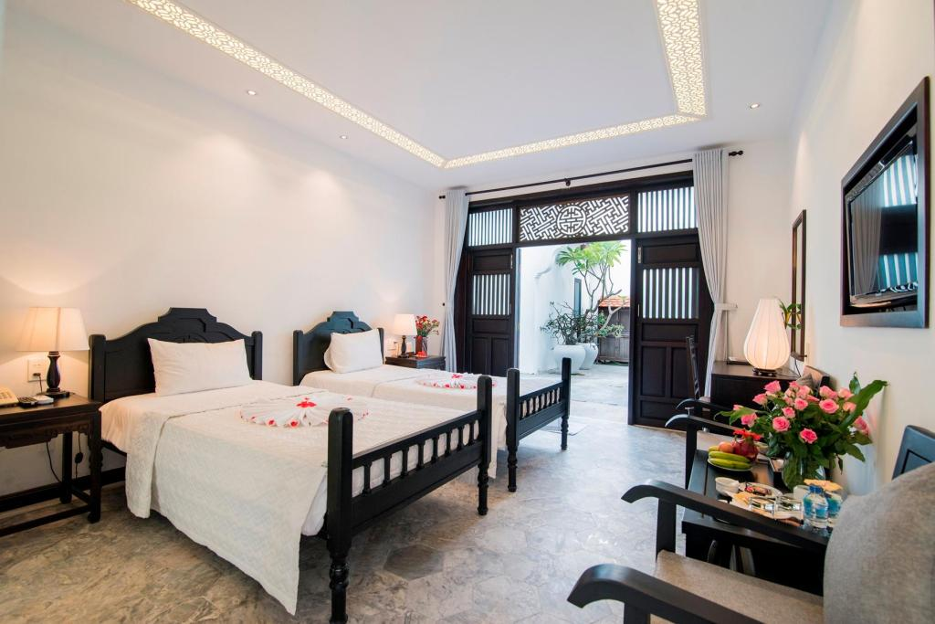Superior Room Double or Twin Hoi An Ancient House Resort & Spa