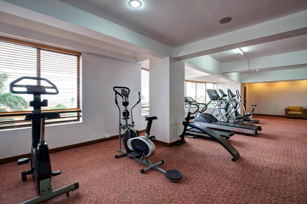 gym Halong Pearl Hotel