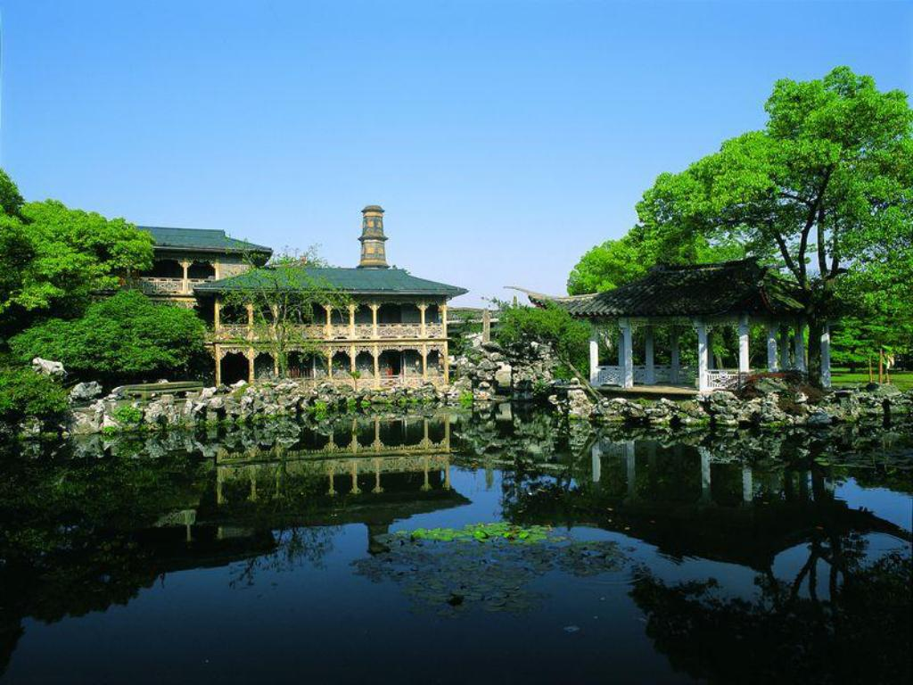 More about Zhejiang Xizi Hotel