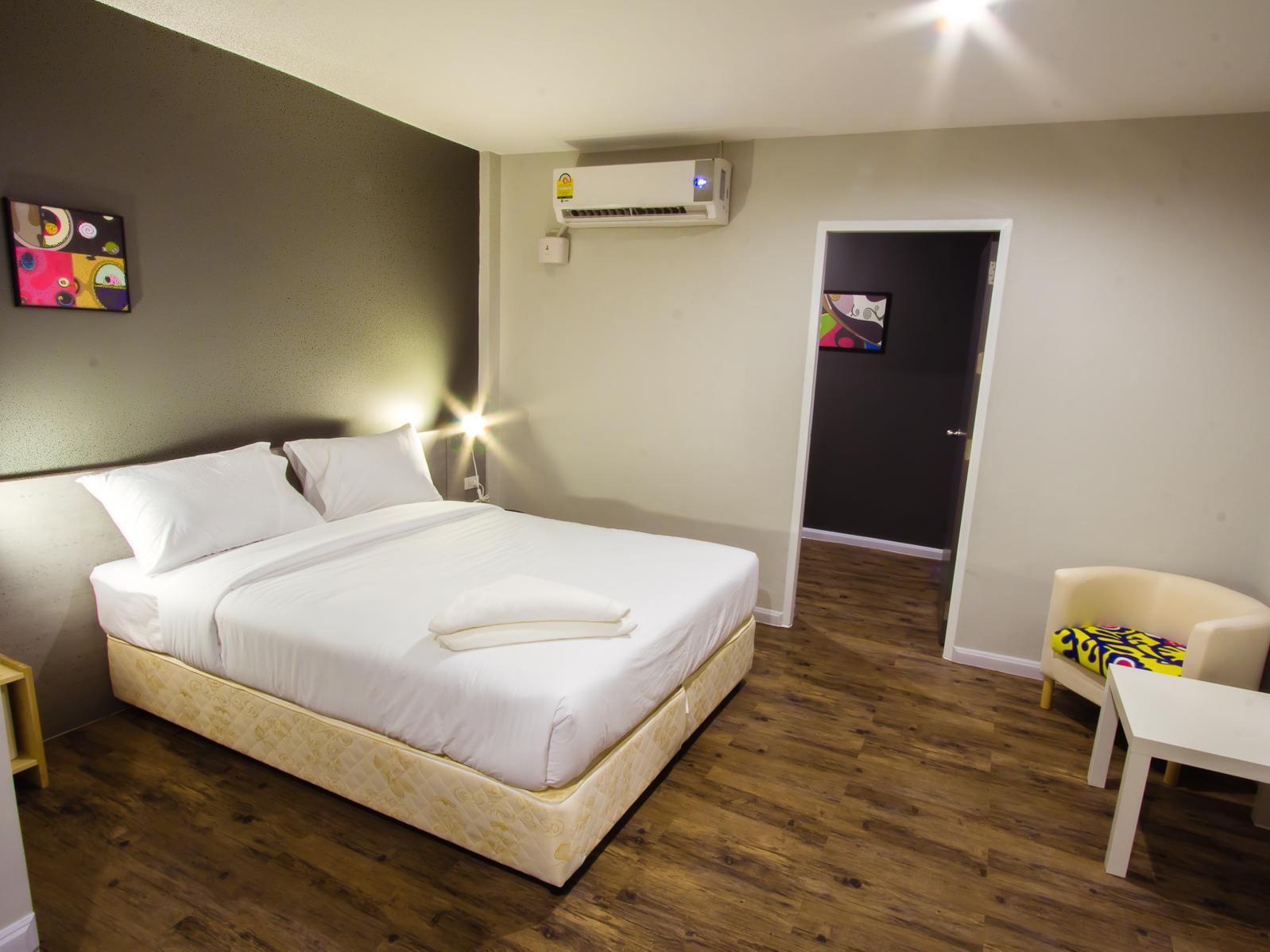 hotel bett