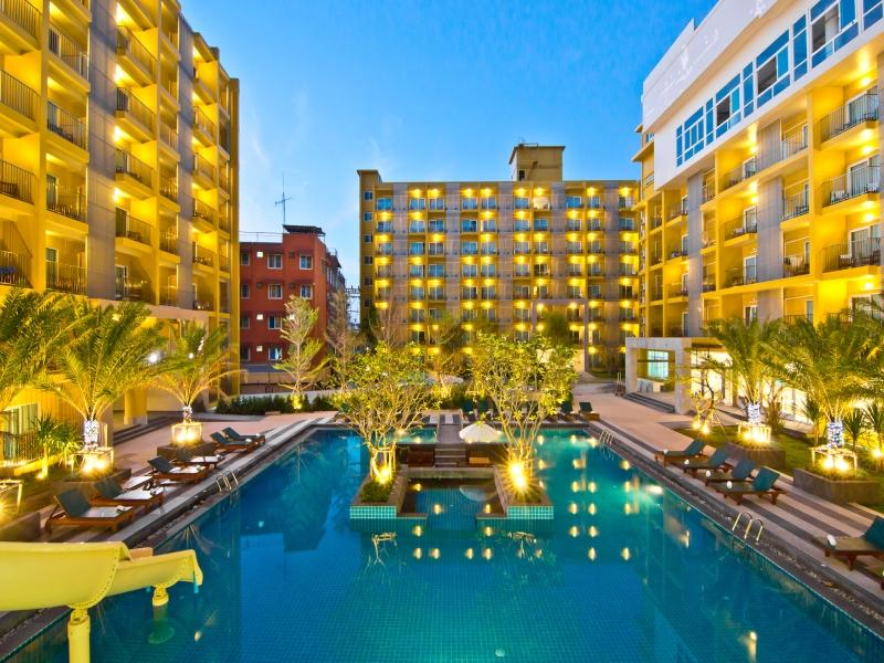 Which hotels in central Pattaya are best to choose