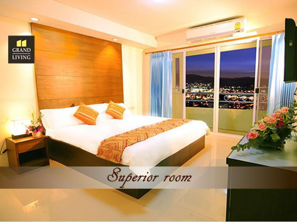 Superior - Bed Grand Living Residence