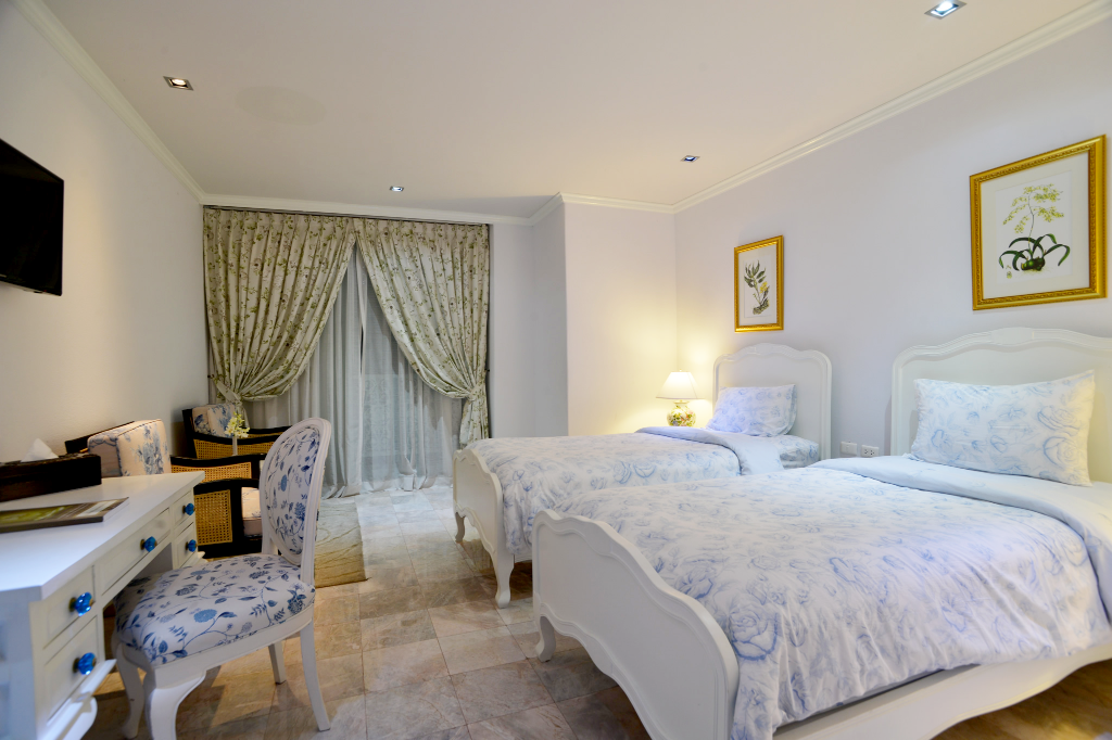Superior Double or Twin - Bed At Pingnakorn Huaykaew Hotel