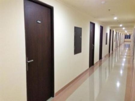 Tampilan interior Soekarno Hatta Apartment Malang City