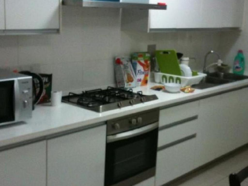 kitchen RH Suites at Publika
