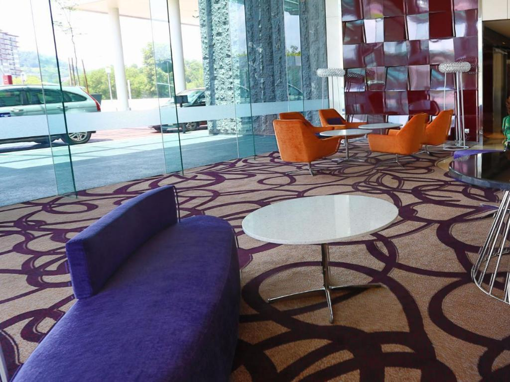 Lobby The Everly Putrajaya Hotel