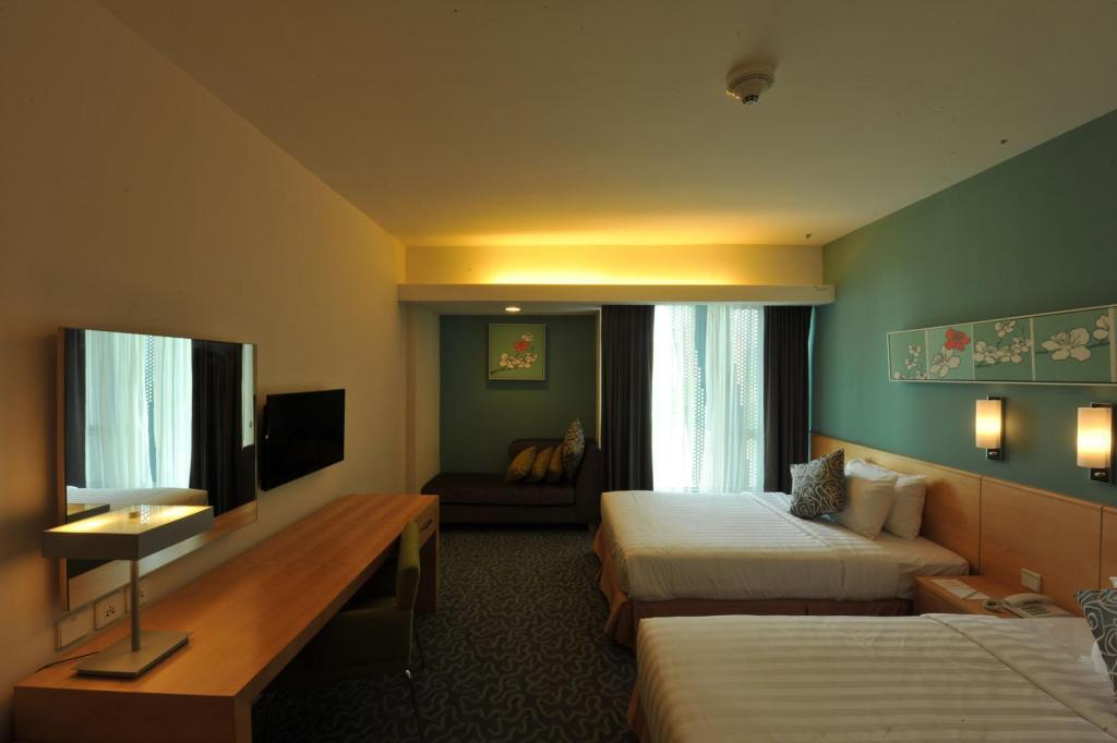 Superior - Guestroom The Everly Putrajaya Hotel