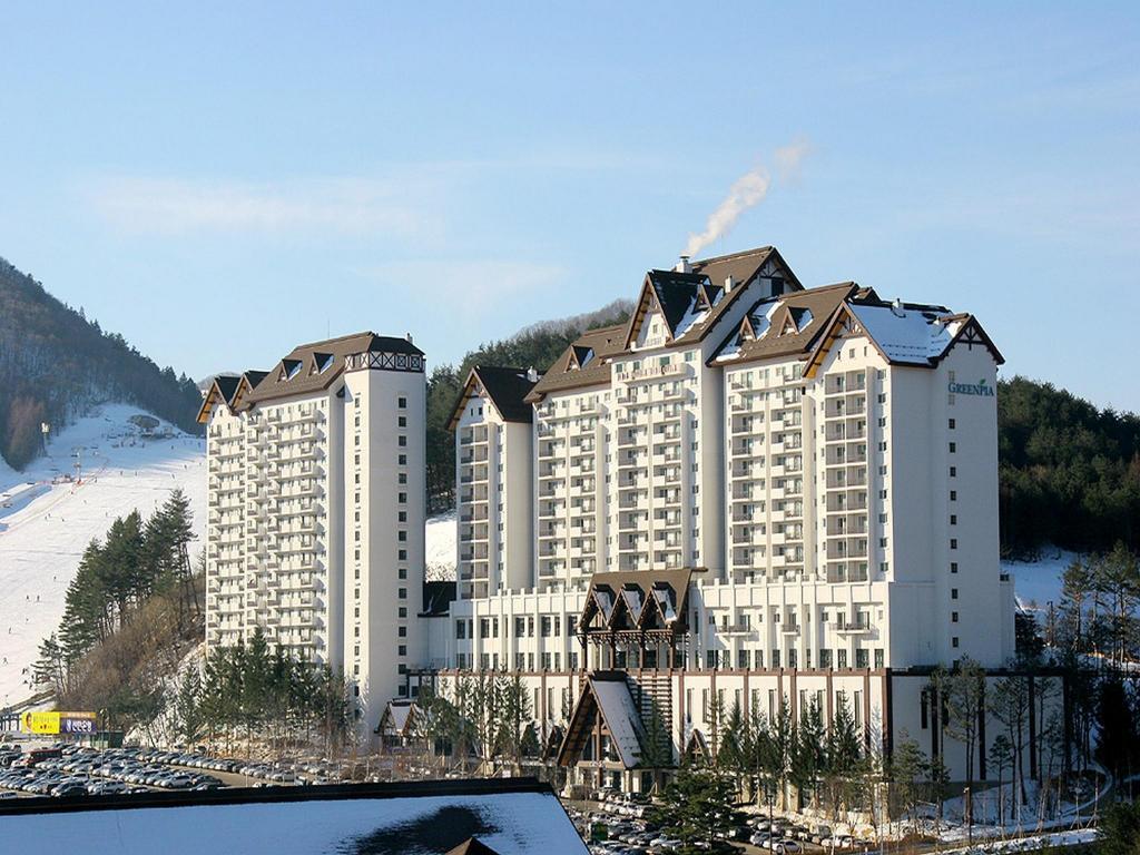 yongpyong resort greenpia condo in pyeongchang-gun - room deals