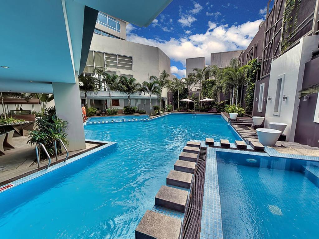 Greenleaf Hotel Gensan In General Santos Room Deals Photos Reviews