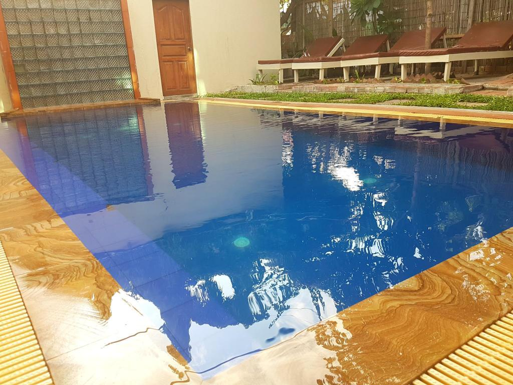 Swimming pool Angkor Reas Guesthouse