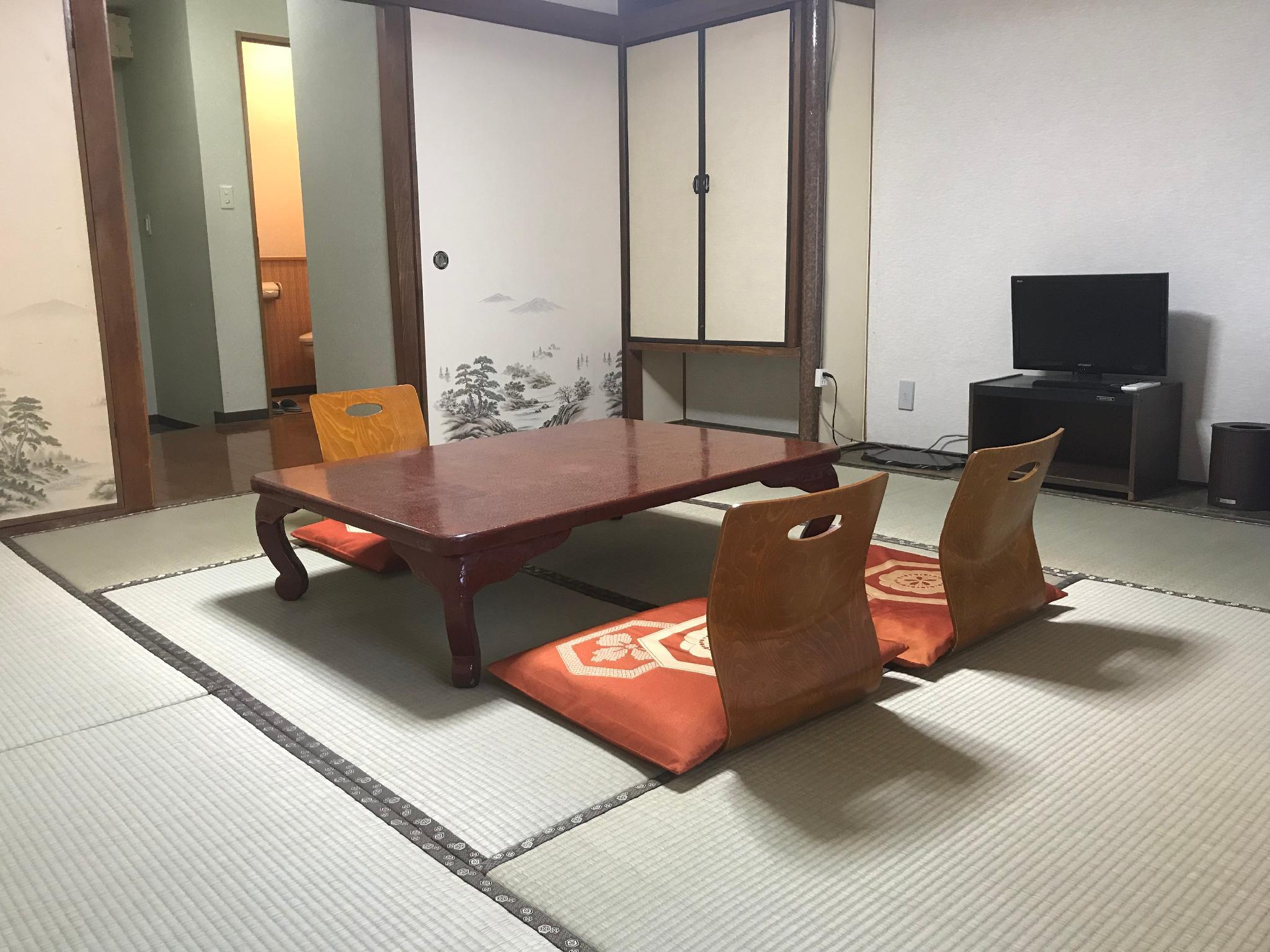 Japanese Style Triple Room