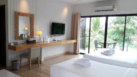 Interior view Villa Gris Pranburi