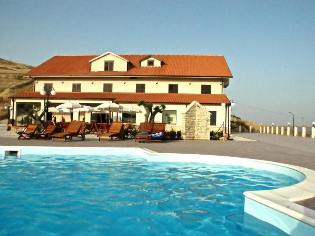 Schwimmbad Pigna D Oro Country Hotel