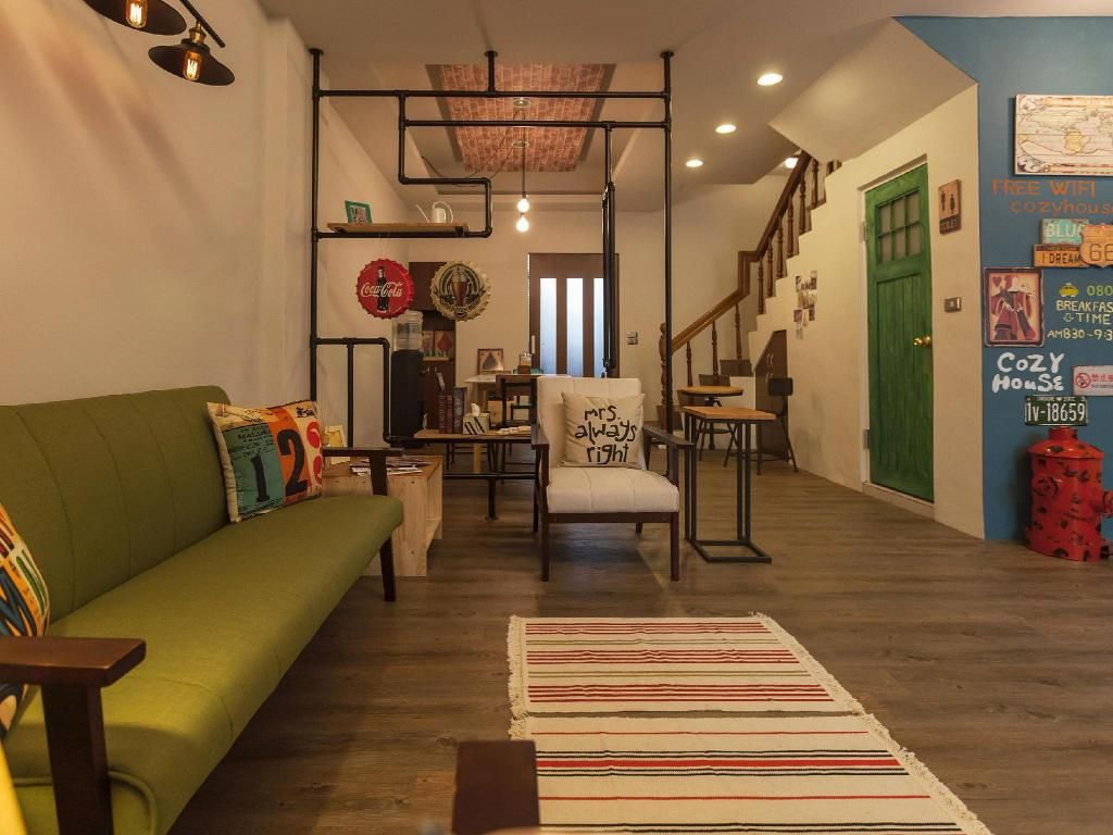 Cozy House Best Price On Cozy House Hostel In Hualien  Reviews