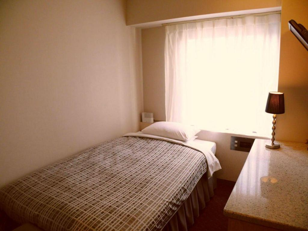 Single Room Non-Smoking - Bed Suidobashi Grand Hotel