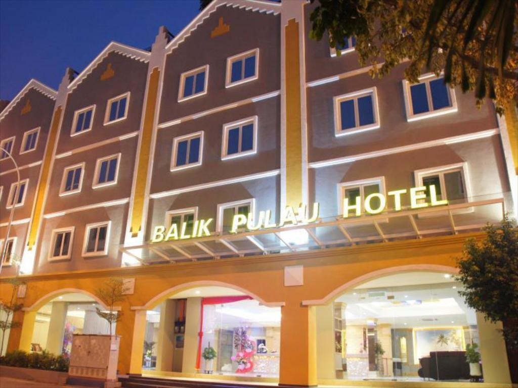 More About Hotel Balik Pulau