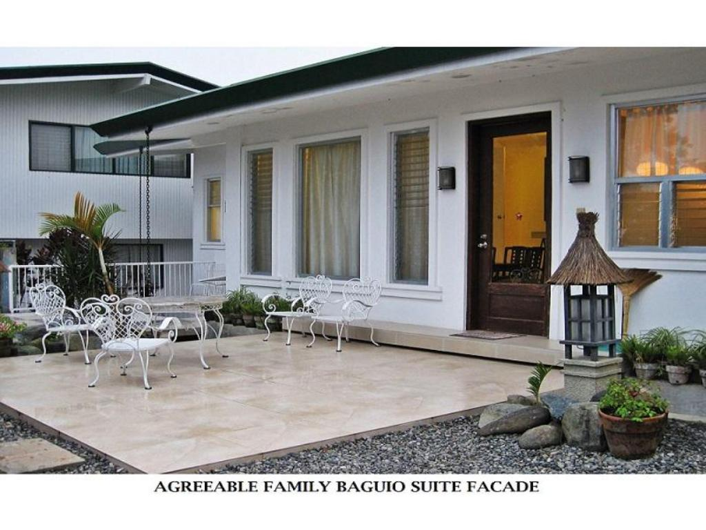 Interior view Agreeable Family Baguio Suites