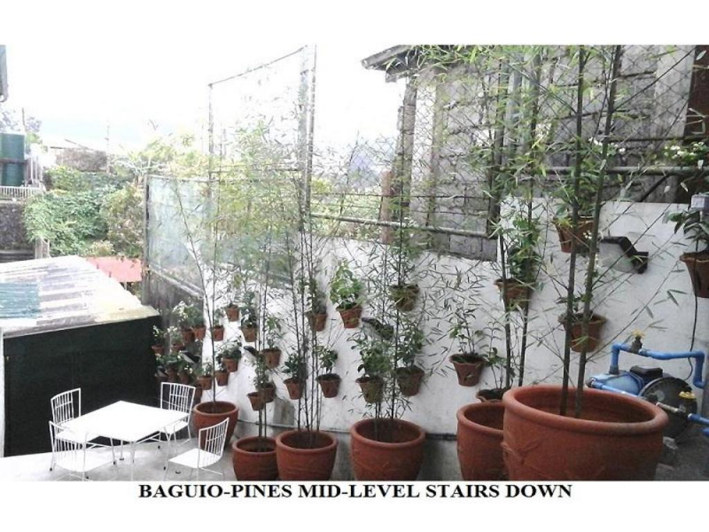 Exterior view Agreeable Family Baguio Suites