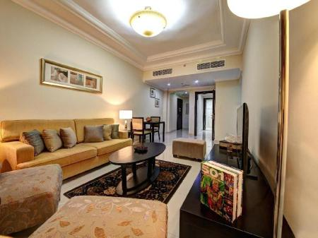 Two-Bedroom Apartment with Balcony Adamo Hotel Apartments