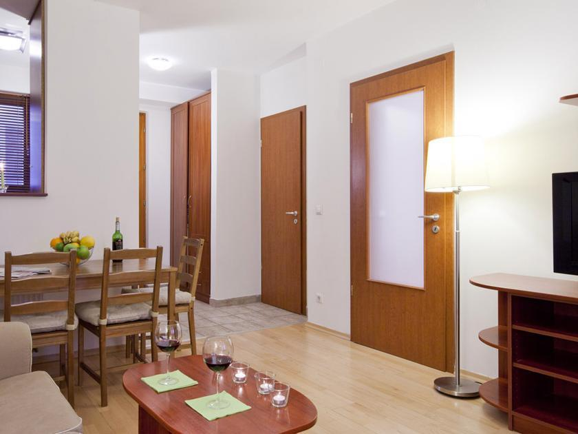 Apartament d'1 habitació (4 adults) (1 Bedroom Apartment (4 Adults))